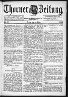 Thorner Zeitung 1899, Nr. 65