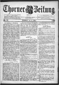 Thorner Zeitung 1899, Nr. 66