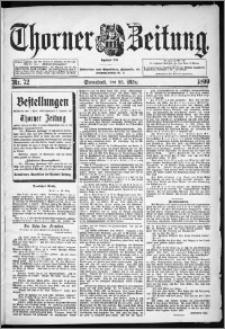 Thorner Zeitung 1899, Nr. 72