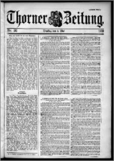 Thorner Zeitung 1899, Nr. 102 Zweites Blatt