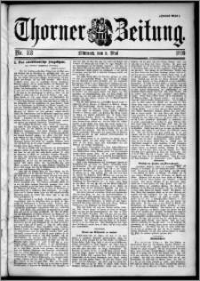 Thorner Zeitung 1899, Nr. 103 Zweites Blatt