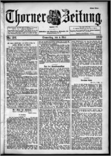 Thorner Zeitung 1899, Nr. 104 Erstes Blatt