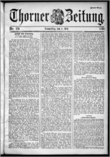 Thorner Zeitung 1899, Nr. 104 Zweites Blatt