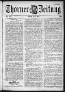 Thorner Zeitung 1899, Nr. 105 Zweites Blatt