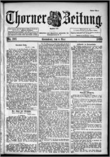Thorner Zeitung 1899, Nr. 106 Erstes Blatt