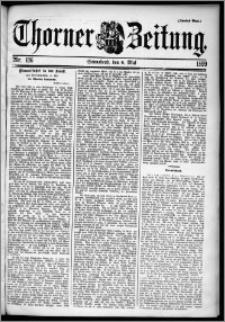 Thorner Zeitung 1899, Nr. 106 Zweites Blatt