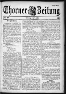 Thorner Zeitung 1899, Nr. 107 Zweites Blatt