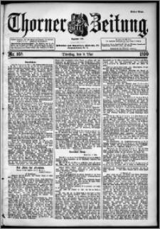 Thorner Zeitung 1899, Nr. 108 Erstes Blatt
