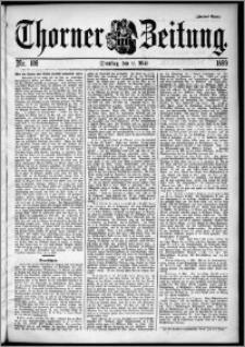 Thorner Zeitung 1899, Nr. 108 Zweites Blatt