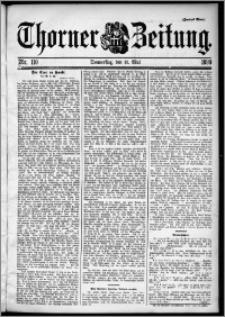 Thorner Zeitung 1899, Nr. 110 Zweites Blatt