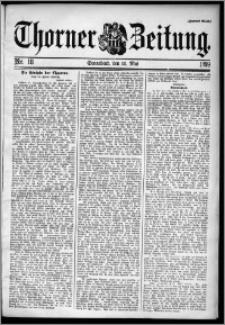 Thorner Zeitung 1899, Nr. 111 Zweites Blatt