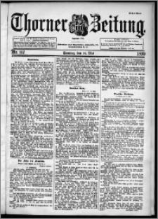 Thorner Zeitung 1899, Nr. 112 Erstes Blatt