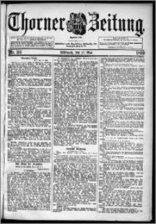 Thorner Zeitung 1899, Nr. 114