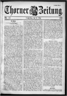 Thorner Zeitung 1899, Nr. 115 Zweites Blatt
