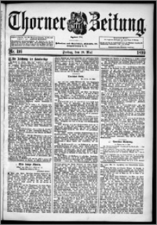Thorner Zeitung 1899, Nr. 116