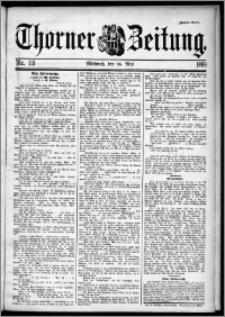 Thorner Zeitung 1899, Nr. 119 Zweites Blatt