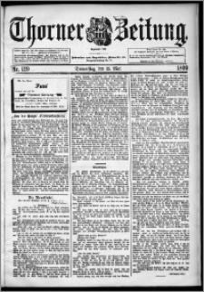 Thorner Zeitung 1899, Nr. 120