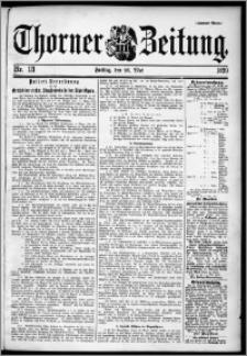 Thorner Zeitung 1899, Nr. 121 Zweites Blatt