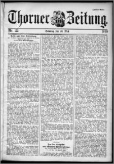 Thorner Zeitung 1899, Nr. 123 Zweites Blatt