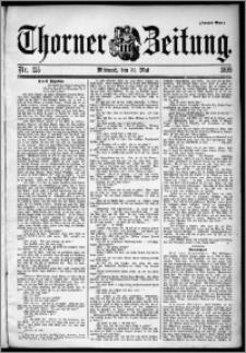 Thorner Zeitung 1899, Nr. 125 Zweites Blatt
