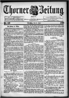 Thorner Zeitung 1899, Nr. 130