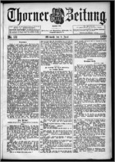 Thorner Zeitung 1899, Nr. 131