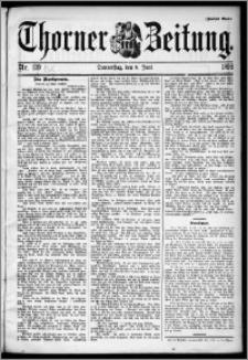 Thorner Zeitung 1899, Nr. 132 Zweites Blatt