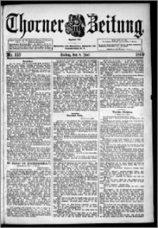 Thorner Zeitung 1899, Nr. 133