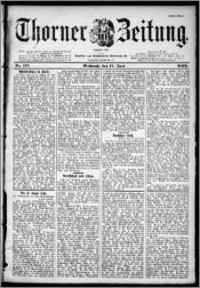 Thorner Zeitung 1899, Nr. 137 Erstes Blatt
