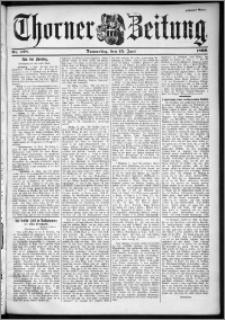 Thorner Zeitung 1899, Nr. 138 Zweites Blatt