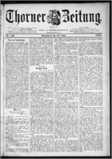 Thorner Zeitung 1899, Nr. 140