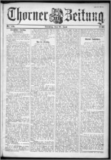 Thorner Zeitung 1899, Nr. 141 Zweites Blatt