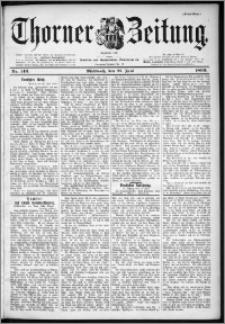 Thorner Zeitung 1899, Nr. 143 Erstes Blatt