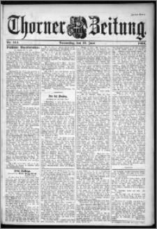 Thorner Zeitung 1899, Nr. 144 Zweites Blatt