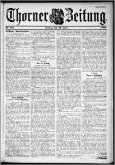 Thorner Zeitung 1899, Nr. 145 Zweites Blatt