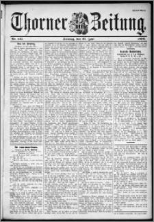Thorner Zeitung 1899, Nr. 147 Drittes Blatt