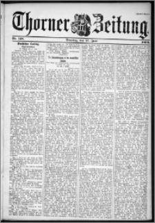 Thorner Zeitung 1899, Nr. 148 Zweites Blatt