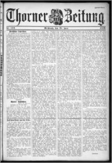 Thorner Zeitung 1899, Nr. 149 Zweites Blatt