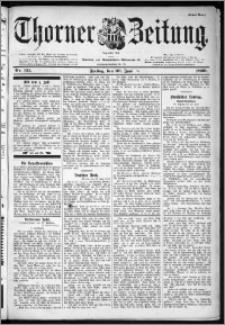 Thorner Zeitung 1899, Nr. 151 Erstes Blatt