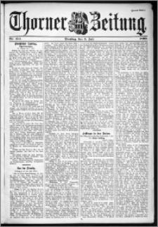 Thorner Zeitung 1899, Nr. 154 Zweites Blatt