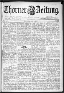 Thorner Zeitung 1899, Nr. 156 Erstes Blatt