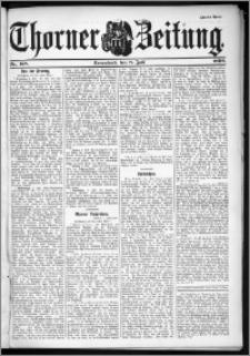 Thorner Zeitung 1899, Nr. 158 Zweites Blatt