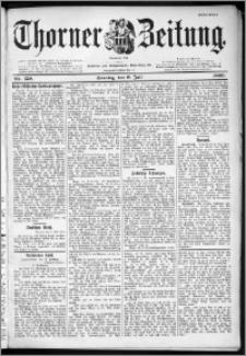 Thorner Zeitung 1899, Nr. 159 Erstes Blatt