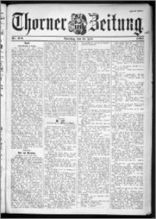 Thorner Zeitung 1899, Nr. 160 Zweites Blatt