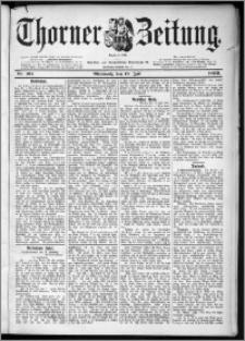 Thorner Zeitung 1899, Nr. 161