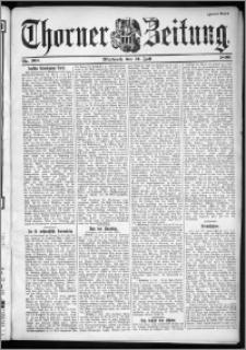Thorner Zeitung 1899, Nr. 162 Zweites Blatt