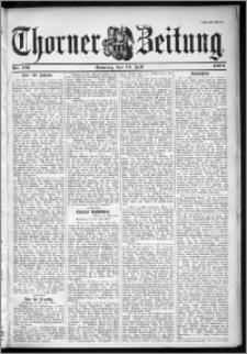 Thorner Zeitung 1899, Nr. 165 Zweites Blatt