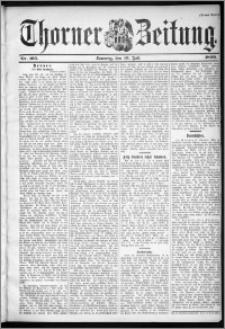 Thorner Zeitung 1899, Nr. 165 Drittes Blatt