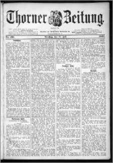 Thorner Zeitung 1899, Nr. 166 Zweites Blatt