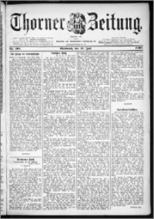 Thorner Zeitung 1899, Nr. 167